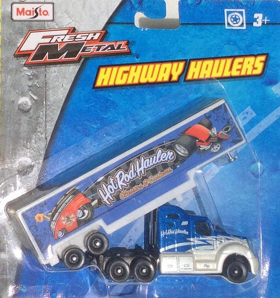 Highway Haulers - Hot Rod Hauler