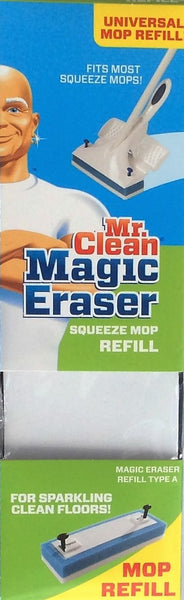 Mr. Clean Magic Eraser Squeeze Mop Refill