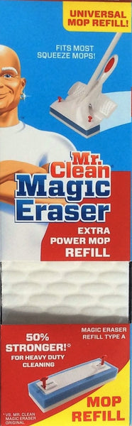 Mr. Clean Magic Eraser Extra Power Mop Refill