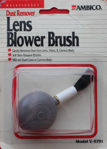 AMBICO - Lens Blower Brush / Dust Remover