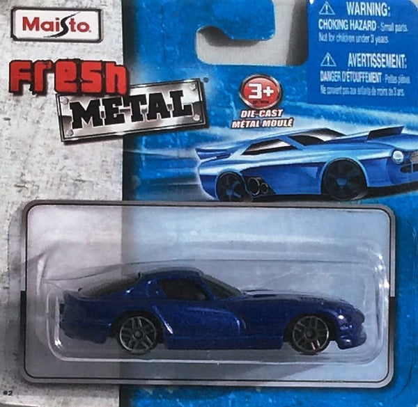 Maisto Fresh Metal 1996 Dodge Viper