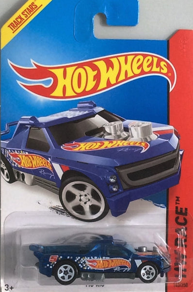 HotWheels 2012 Fig Rig