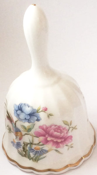 Spode - England Oriental Bird China Bell