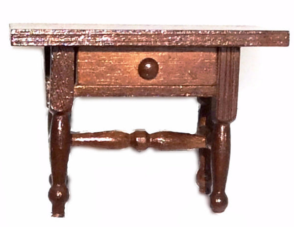 Miniature House - Wood Desk