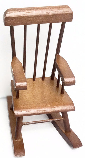 Miniature House - Rocking Chair