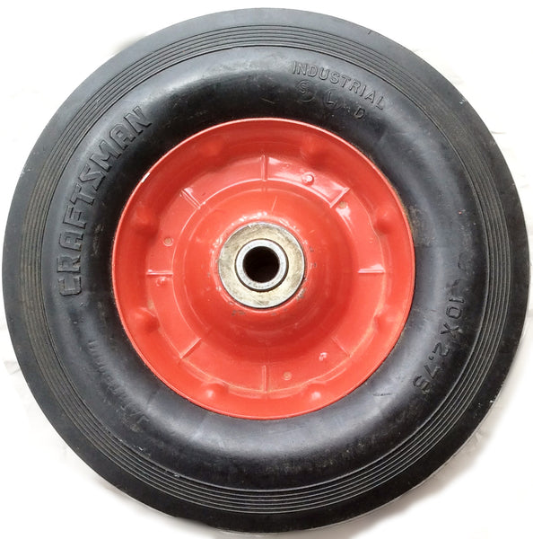 Craftsman Replacement Wheel 10 x 2.75 - Industrial Semi-Pneumatic