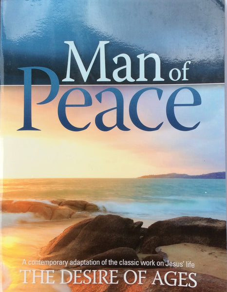 Man Of Peace By Jerry Thomas Paperback 2008