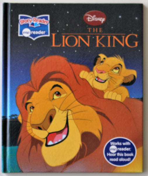 The Lion King - A Disney Classic,  Story Reader for Me Reader