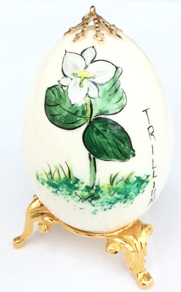 Hand Painted Decorative Egg