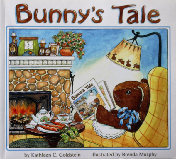 Bunny's Tale a Book by Kathleen C. Goldstein