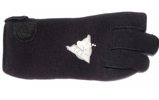 Deep See Paddler Glove - Large Black