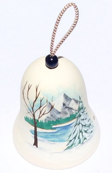 Crater Lake Oregon, Collectible Ceramic Bell