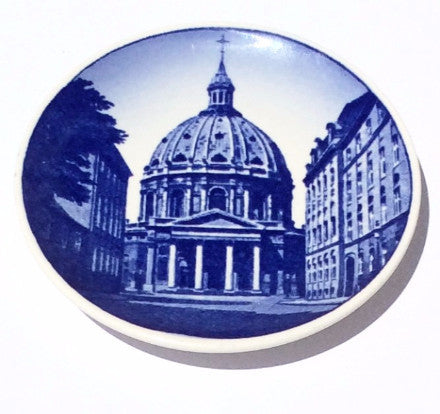 Frederik's Church Collectible Plate Ornament