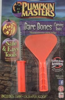 Pumpkin Masters Bare Bones Carving Tools