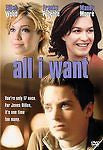 All I Want (DVD, 2003)