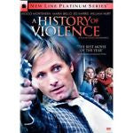 A History of Violence (DVD, 2006)