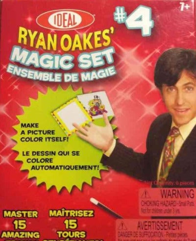Ryan Oakes' Magic Set # 4
