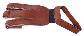 Martin Archery Top Grain Leather Glove