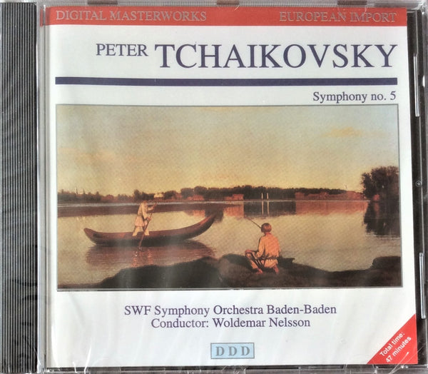 Peter Tchaikovsky, Symphony No. 5 , CD