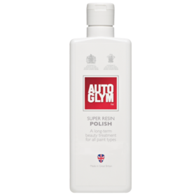 Auto Glym Super Resin Polish 10.14 FL. Oz.