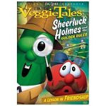 VeggieTales - Sheerluck Holmes and the Golden Ruler (DVD, 2007)