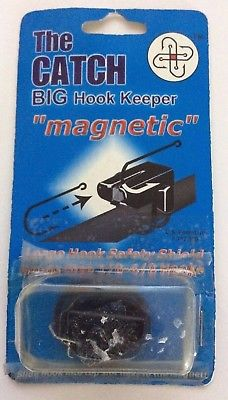 The Catch Magnetic Hook Safety Sheild, Fishing Hook Holder