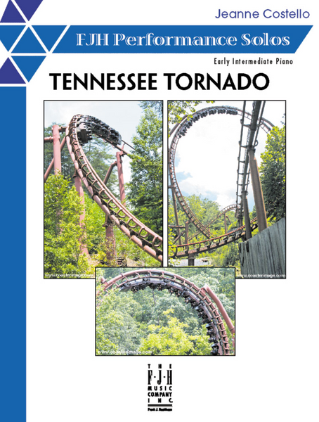 The Tennessee Tornado by Jeanne Costello