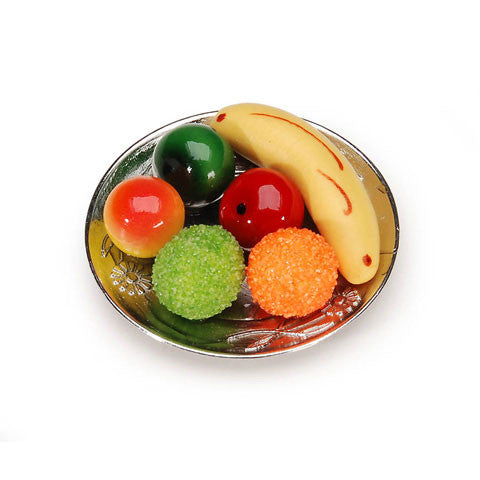 Timeless Minis - Fruit Plate - 1.375 x .4375 Inches
