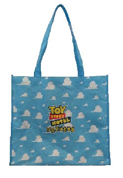 Toy Story Hotel Shanghai Disneyland Reusable Bag