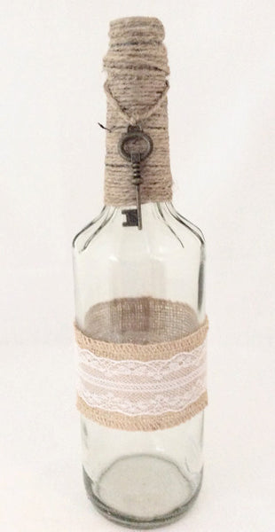 Wine Bottle - Decorative Vase