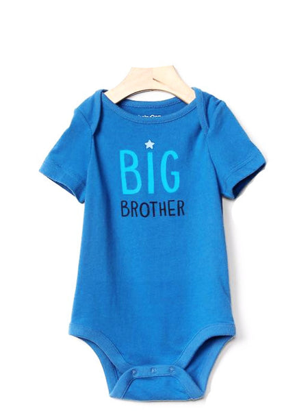 Baby Gap Big Brother Graphic Bodysuit