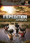 Expedition Africa (DVD, 2009, 3-Disc Set) - History Channel