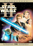 Star Wars Episode II: Attack of the Clones (DVD, 2002, 2-Disc Set, Widescreen; S