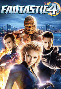 Fantastic 4 - (DVD, 2009 Widescreen)