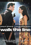 Walk the Line (DVD, 2006, Full Frame)