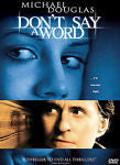 Don't Say a Word (DVD, 2005, Checkpoint)