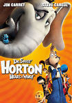 Dr. Seuss' Horton Hears a Who! (DVD, 2009)