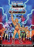 The Best of He-Man and the Masters of the Universe - 10 Episode Collection...