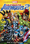 Ultimate Avengers 2: Rise of the Panther (DVD, 2006)