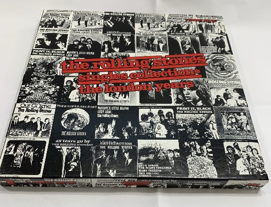 Vintage The Rolling Stones Singles Collection - The London Years