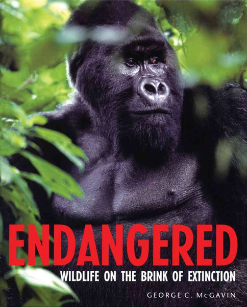 Endangered Wildlife On The Brink Of Extinction By George C. McGavin 2006 Hardcover - Used