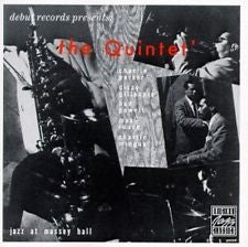 Original Jazz Classics CD - The Quintet Jazz At Massey Hall Debut 124