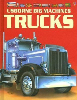 Trucks by Usbourne Big Machines, Paperback