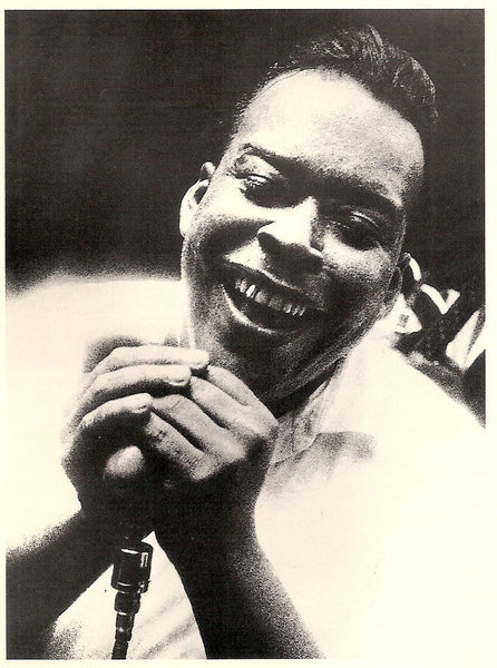 James Cotton, American Bluesman Postcard