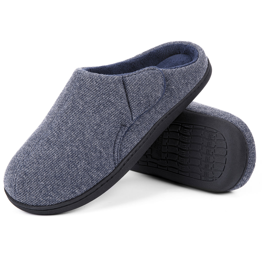 Men's Adjustable Velcro Closure Clog