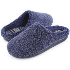 RockDove Men's Tribal Clog Slipper with Memory Foam