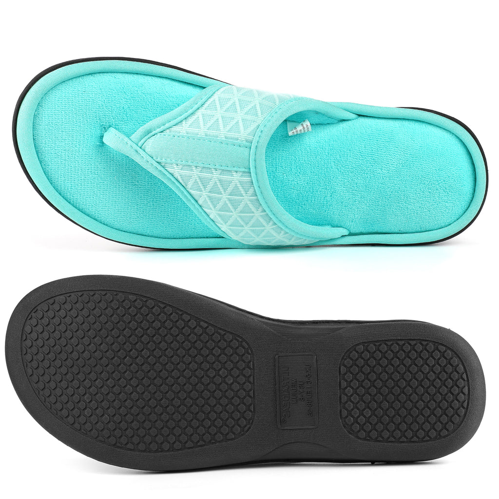 Women's Mesh Thong Slipper