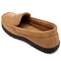 Men's Breathable Mesh Moccasin