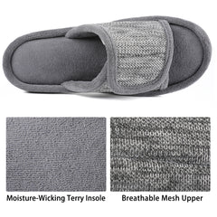 Women's Mesh Adjustable Wrap Slide