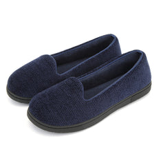 RockDove Women's Chenille Lightweight Closed Back Slipper